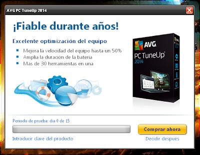 Tuneup Utilities 2014 - Licencia y Serial