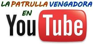 ...así como en Youtube...