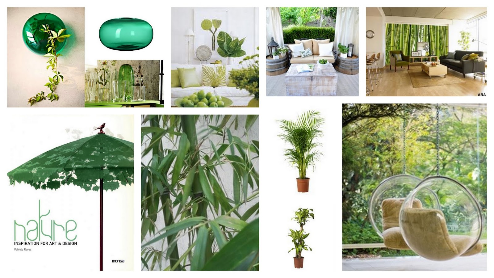 Botanical Home Decor
