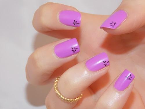 nail art that's shore bright china glaze blog beauté psychosexy