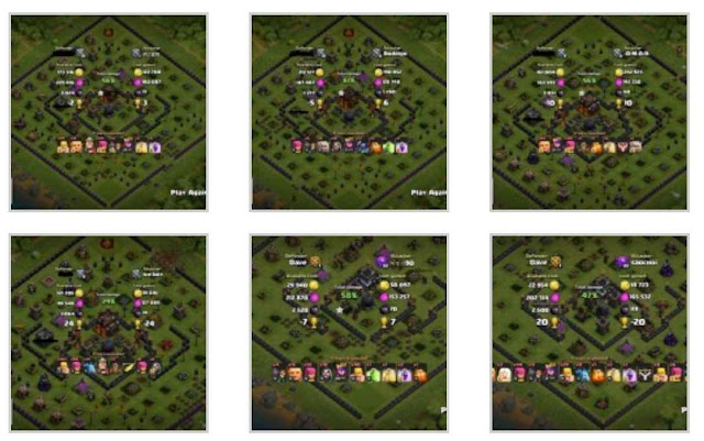 Base TH 9 Terbaik