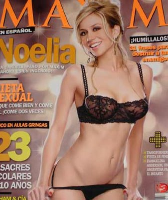 Noelia Monge sex tape scandal (Puerto Rican singer & actress)