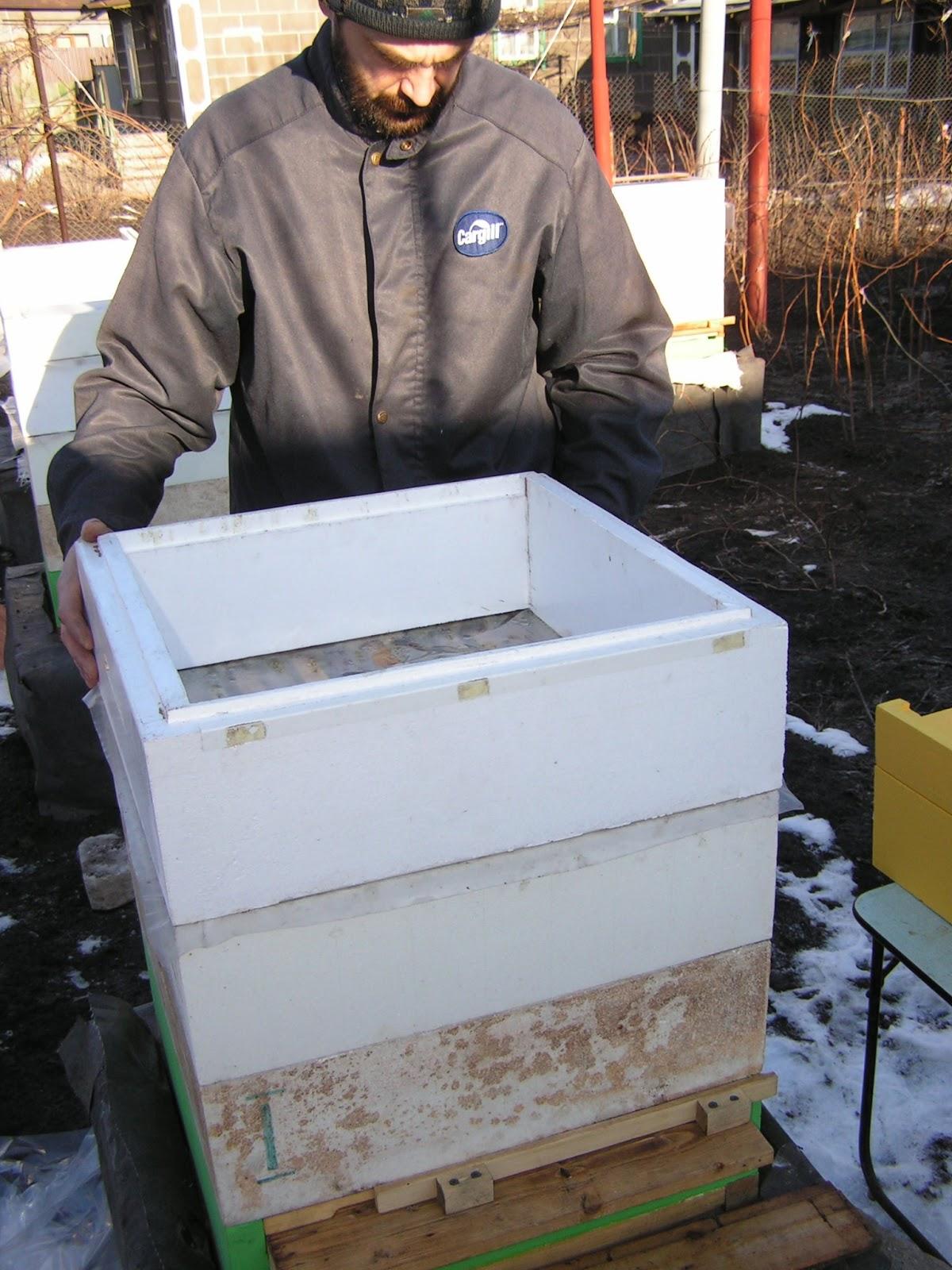 Как сделать пчелиный улей своими руками: фото, видео 28