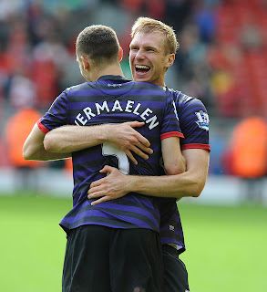 Thomas Vermaelen_Per Mertesacker_Arsenal