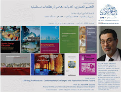 Invited Talk on Learning Architecture, Society of Egyptian Architects