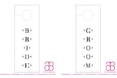 Promotional Door Hanger Template