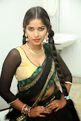 Myna hot half saree photos-thumbnail-12