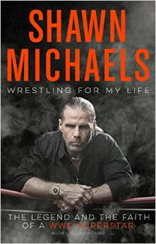 Book Shawn Michaels Autobiography WWE David Thomas Christian