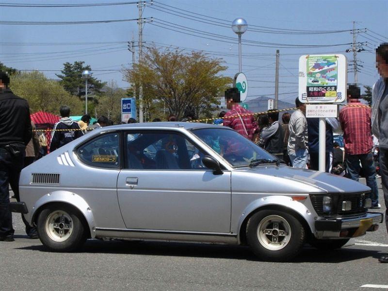 Suzuki Cervo SS20, klasyki na glebie, niskie zawieszenie, mało znane samochody, JDM