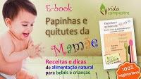 E-book Papinhas e Quitutes da Mamãe