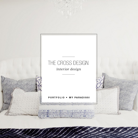 The Cross Design portfolio | My Paradissi