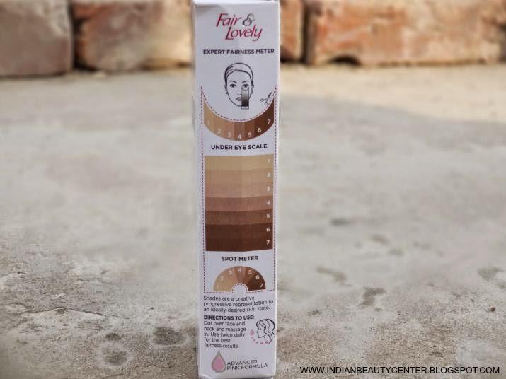 Fair & Lovely fairness Cream Review