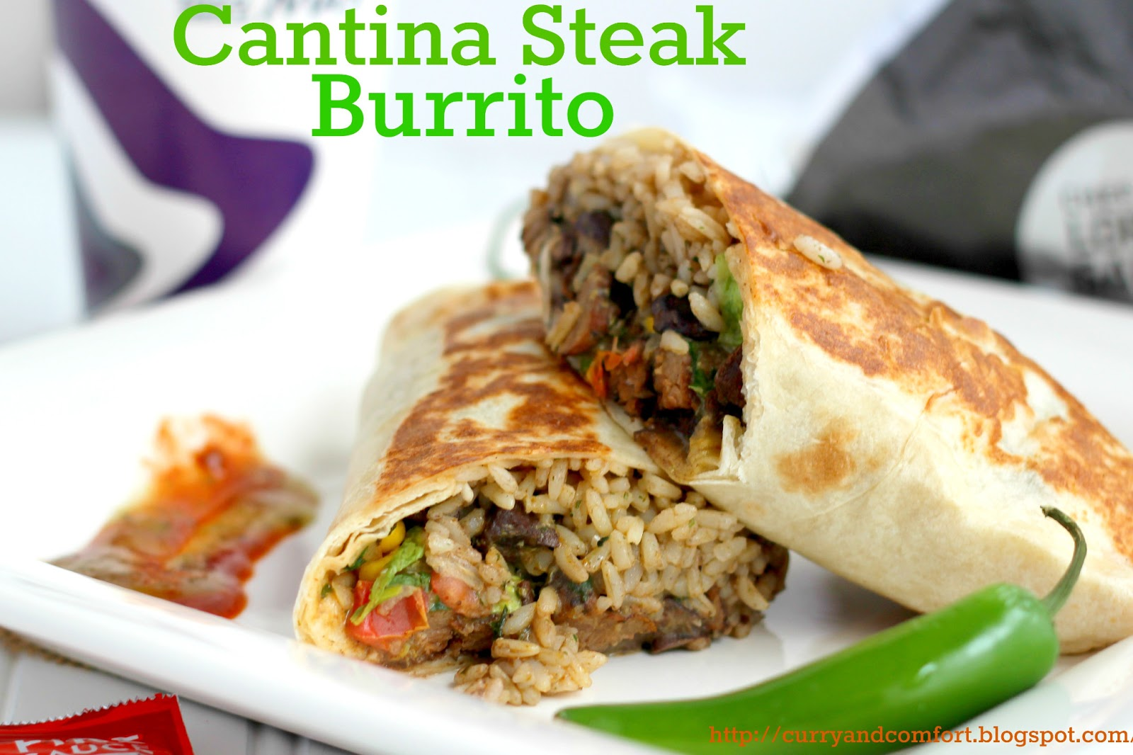 Taco Bell Kitchen kitchen simmer: taco bell's cantina steak burrito review