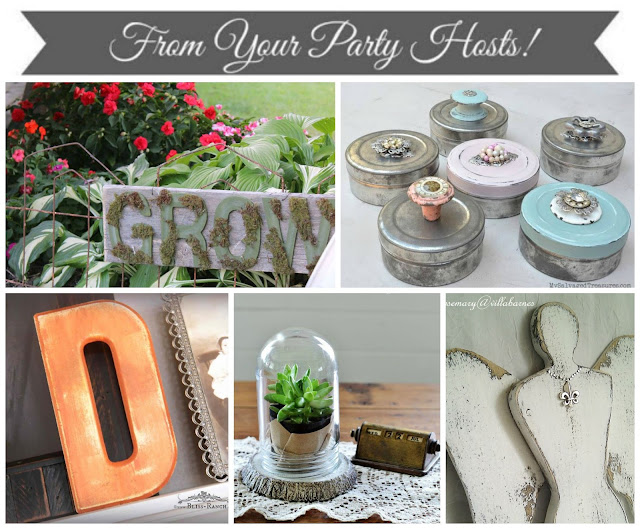 repurposed DIY trash to treasure projects