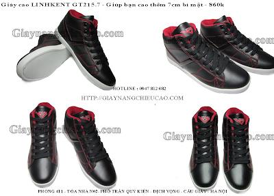 Giày nam hàng hiệu GT215. 7