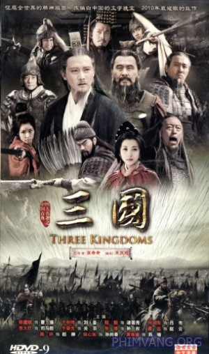 Tân Tam Quốc Diễn Nghĩa - Tan Tam Quoc - Three Kingdoms 2010 - 95 Tập