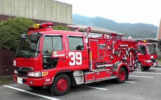 Gambar-gambar mobil pemadam kebakaran Lengkap dan Terbaru