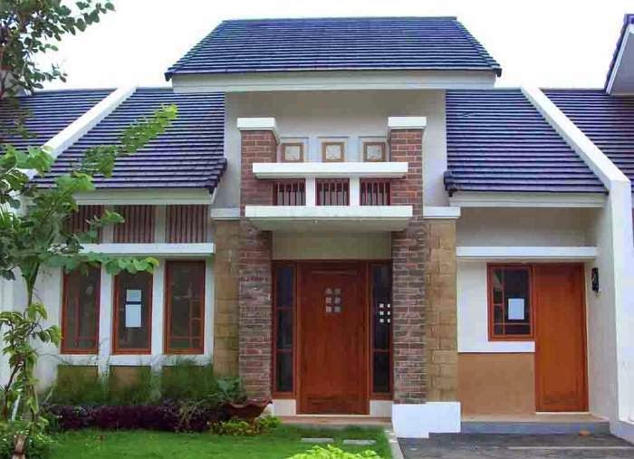 desain rumah minimalis sederhana 5