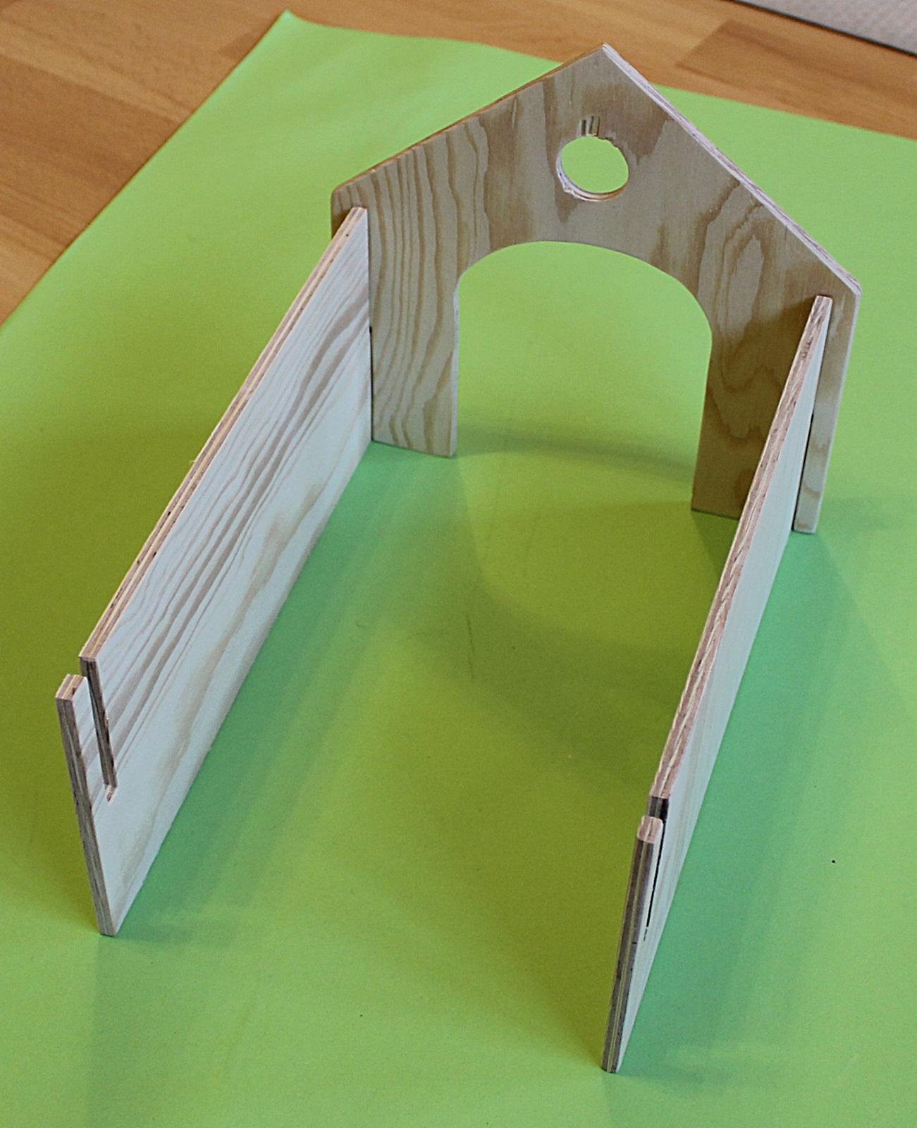 kreative kiste: Schleich Bauernhof selber bauen und spielen