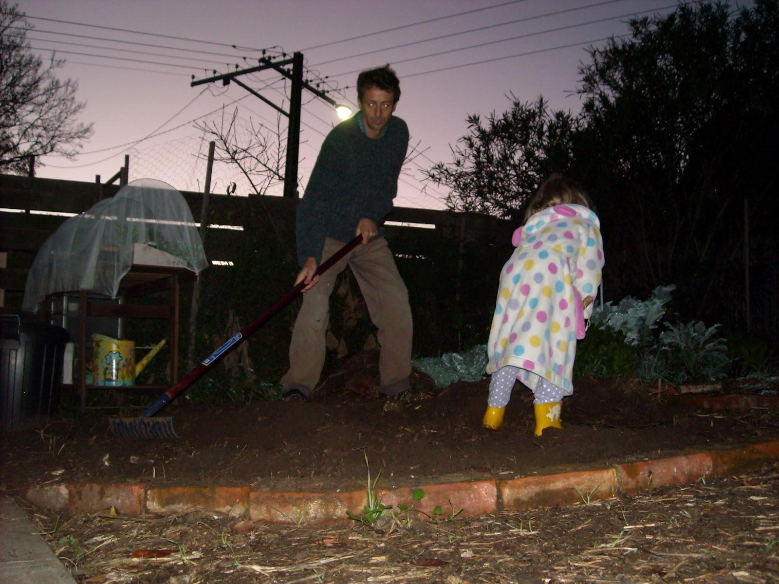 zucchini island gardeners in pyjamas
