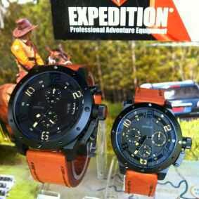 Harga Jam Tangan Expedition E6381 Original Couple