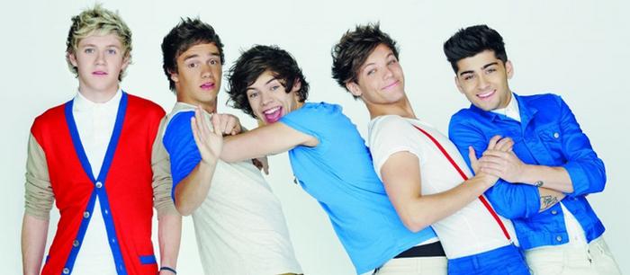 que la película en 3D de One Direction hará historia en el cine