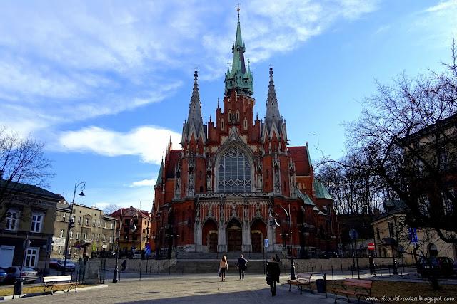 kościół rynek podgórski kraków
