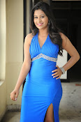 Manali Rathod photos in blue-thumbnail-2