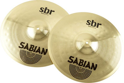 sabian Marching Cimbals