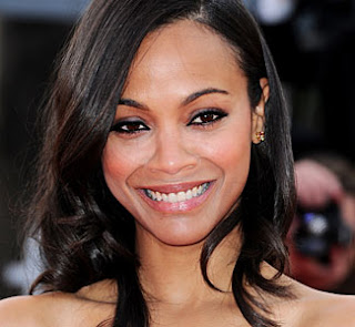 Zoe+Saldana Famous June birthdays