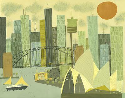 Sydney. Matte Stephens.