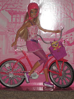 Biker Barbie