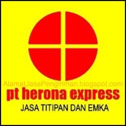 Daftar Nomor Telepon PT. Herona Express Se Jawa-Bali