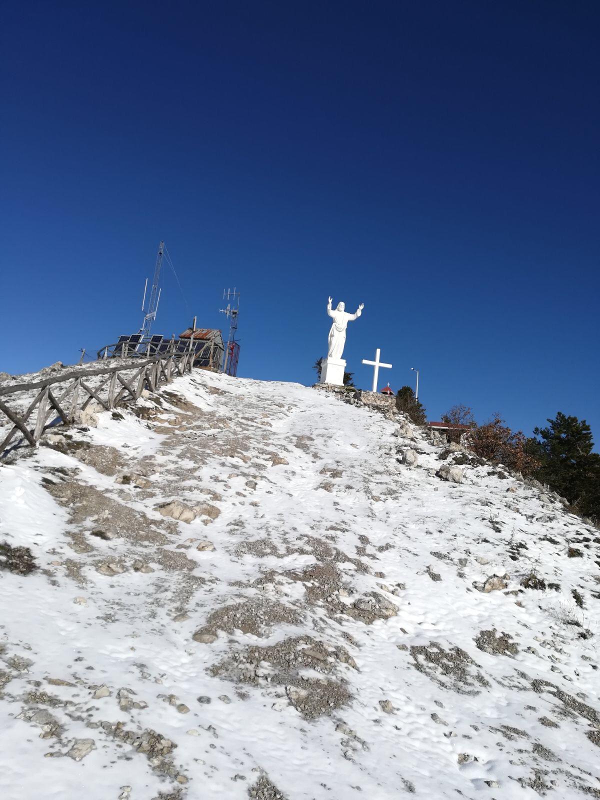 Trail Madonna Sito Alto
