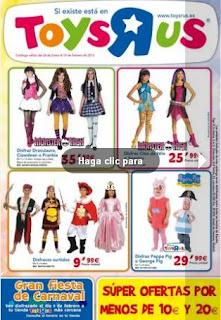 catalogo topysrus carnaval 2013