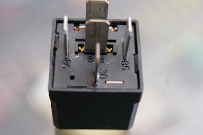 relay de 12v 5 pin
