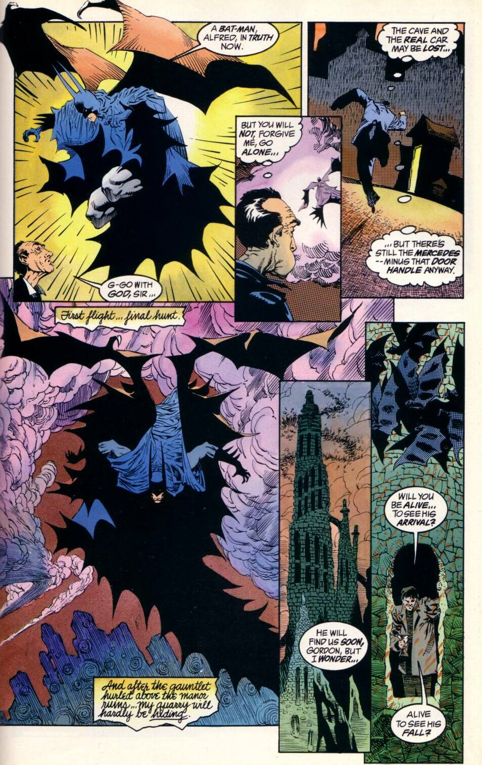 Vampire Batman pt. 2
