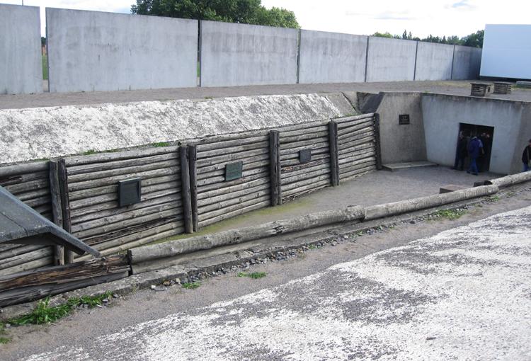 Sachsenhausen Concentration Camp Memorial 2015
