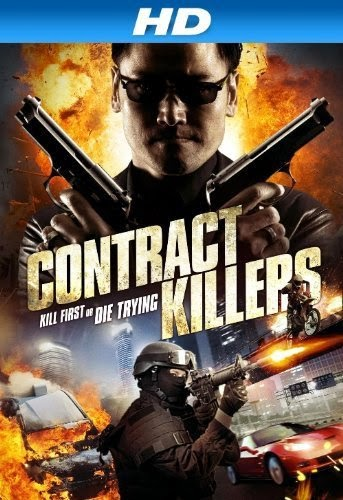 Contract Killers   BRRip AVI + RMVB Legendado