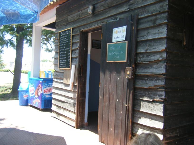 Bar da Praia Fluvial de Valada