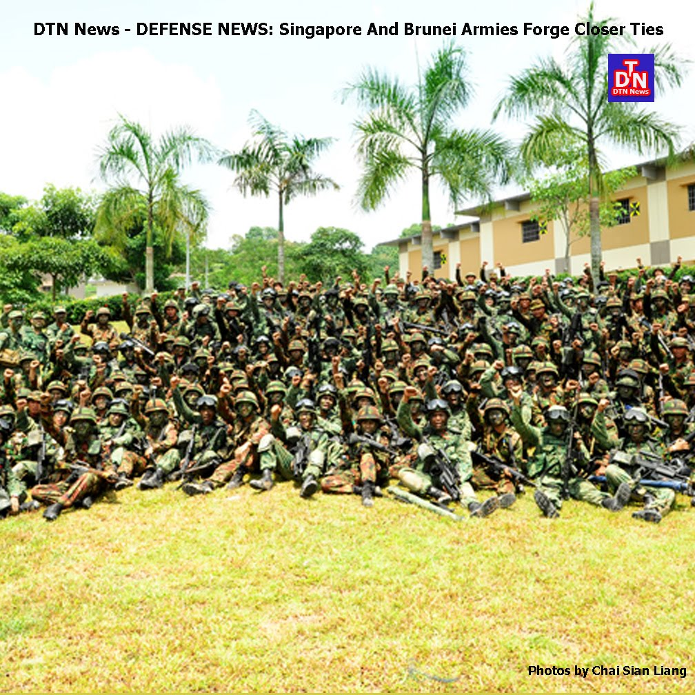 Pictures of The Day: DTN News - DEFENSE NEWS: Singapore And Brunei ...