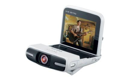 Canon Vixia Mini Full HD Touch Screen Camera Who Prefer To Go