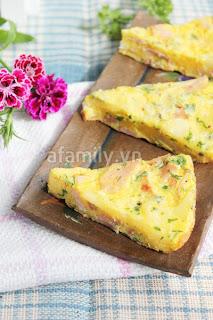 Trứng chiên kiểu mới cho bữa cơm ngon