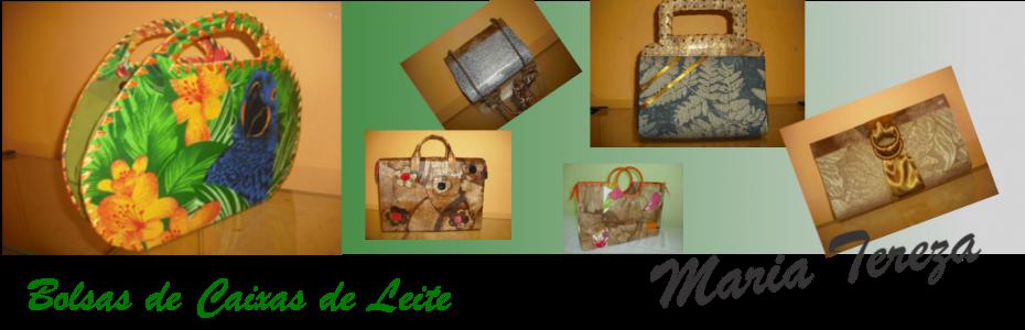 Bolsas de Caixas de Leite