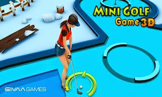 Screenshots of the Mini Golf Game 3D for Android tablet, phone.