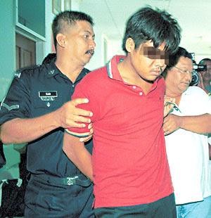Nurul Hanis Kamil's Killer