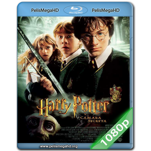 HARRY POTTER Y LA CAMARA SECRETA (2002) FULL 1080P HD MKV ESPAÑOL LATINO