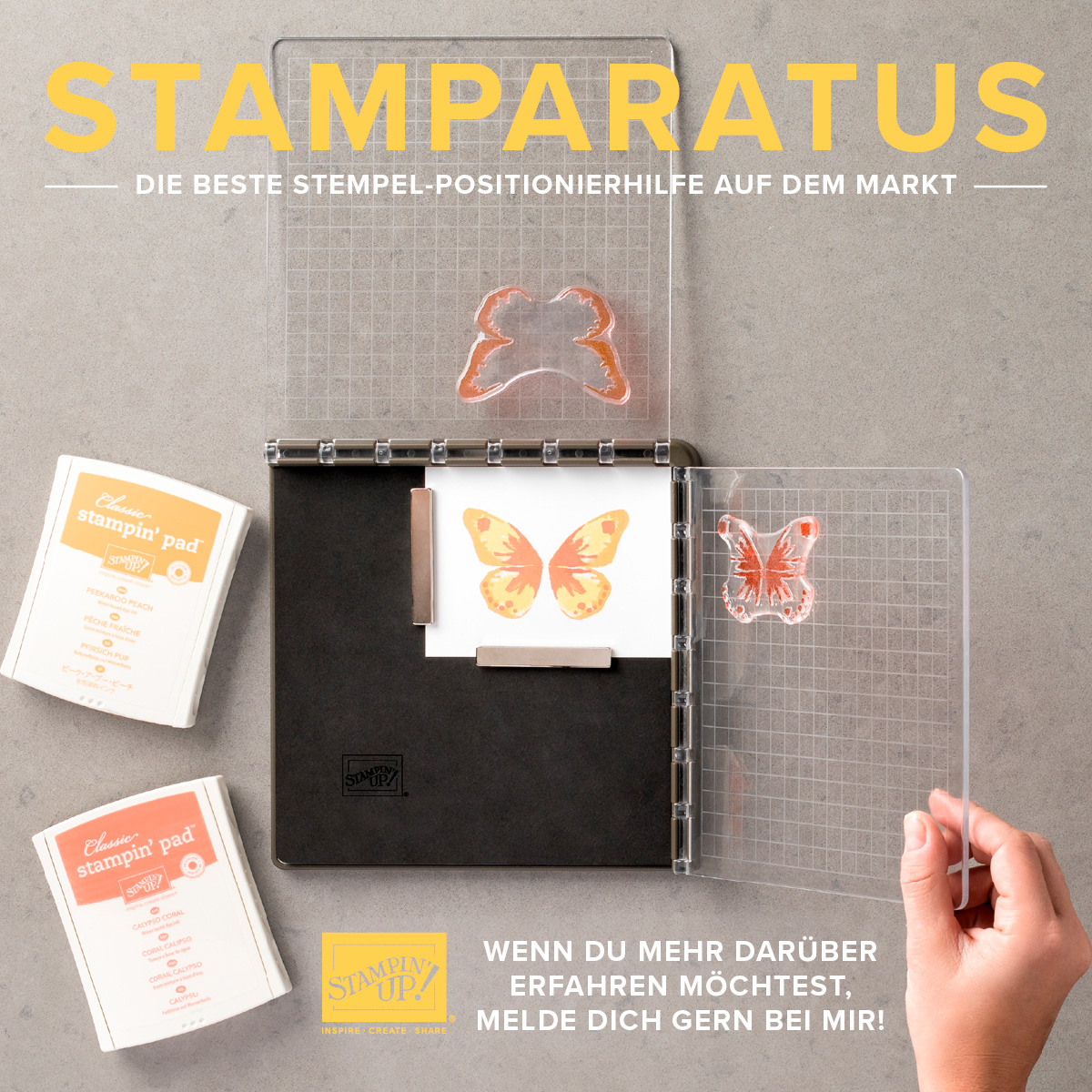 DER STAMPARATUS