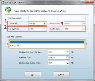 Cara Mudah Partisi SDCard Android Dengan MiniTool Partition Wizard
