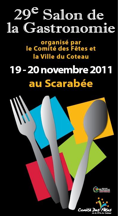 Les hinschburdin salon de la gastronomie du coteau for Le salon de la gastronomie